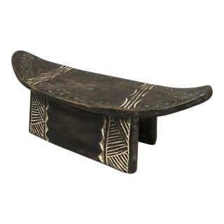 African Art Ashanti Tribe Stool