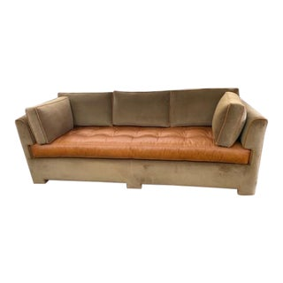 Billy Baldwin Style Custom Sofa For Sale