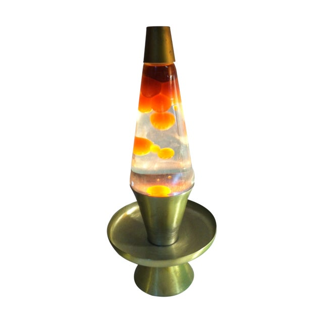 Retro Mid-Century Lava Lamp - Image 1 of 4