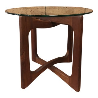 1960s Vintage Adrian Pearsal Side Table For Sale