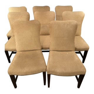 Edward Ferrell Side Chairs- Set of 8 For Sale