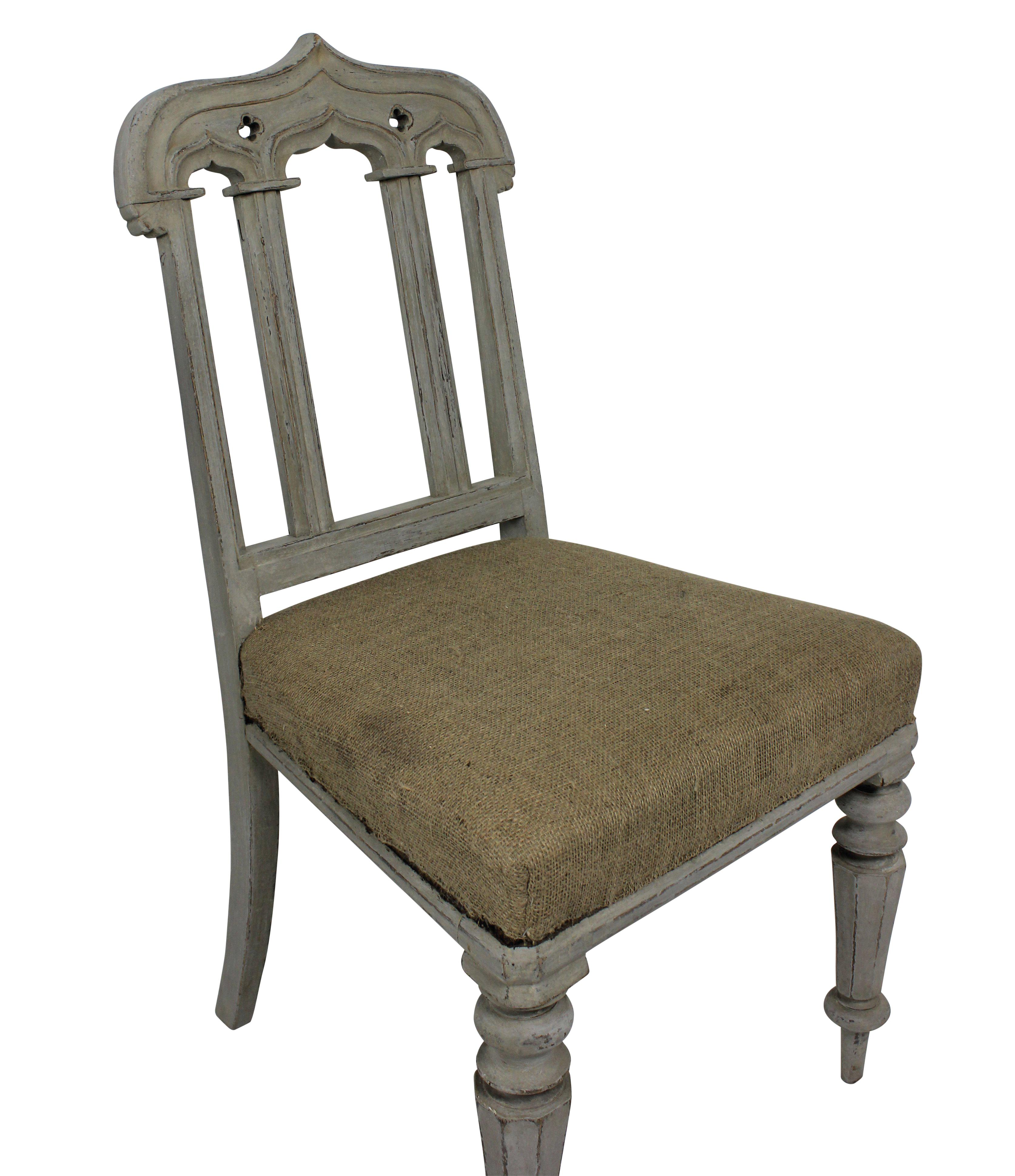Pair of Gothic Chairs For Sale - Image 4 of 5  sc 1 st  Decaso & High-End Pair of Gothic Chairs | DECASO