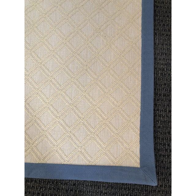 Stark Carpet Stark Custom Made Wool Sisal Carpet - 4′ × 8′ For Sale - Image 4 of 5