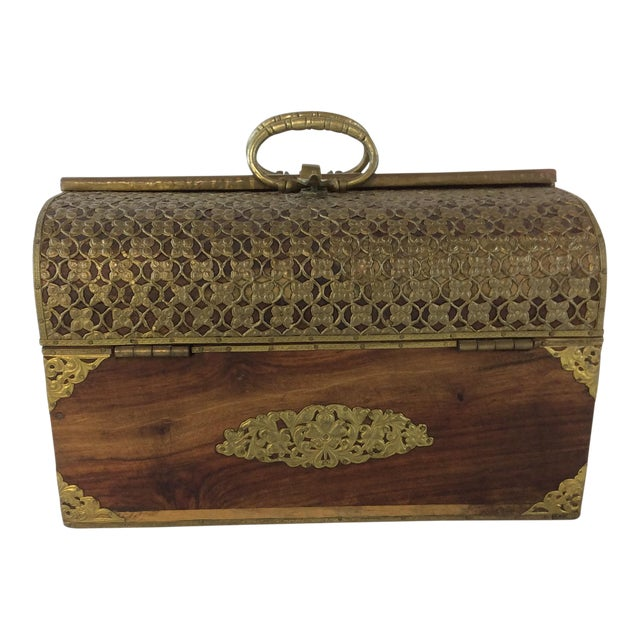 Handmade Indian Bridal Box For Sale