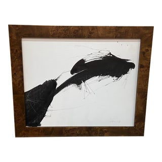 Gianfranco Cioffi Sumi Ink Painting For Sale