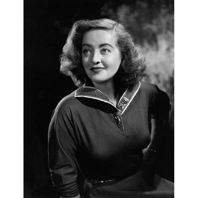 1950s Bette Davis circa 1954 For Sale - Image 5 of 5