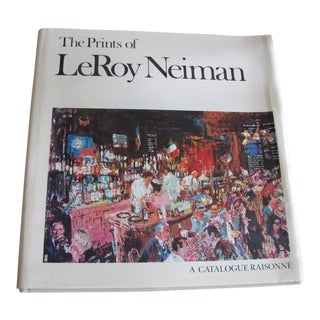 The Prints of LeRoy Nieman, Catalogue De Raisonne For Sale
