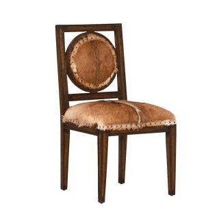 Modern Lodge Dining Chair For Sale