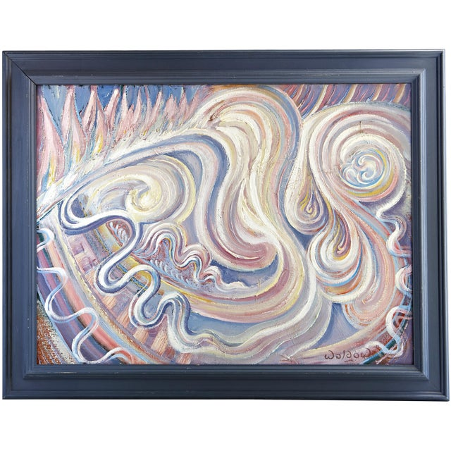 Oil Painting by Harry Waldow - Image 1 of 3