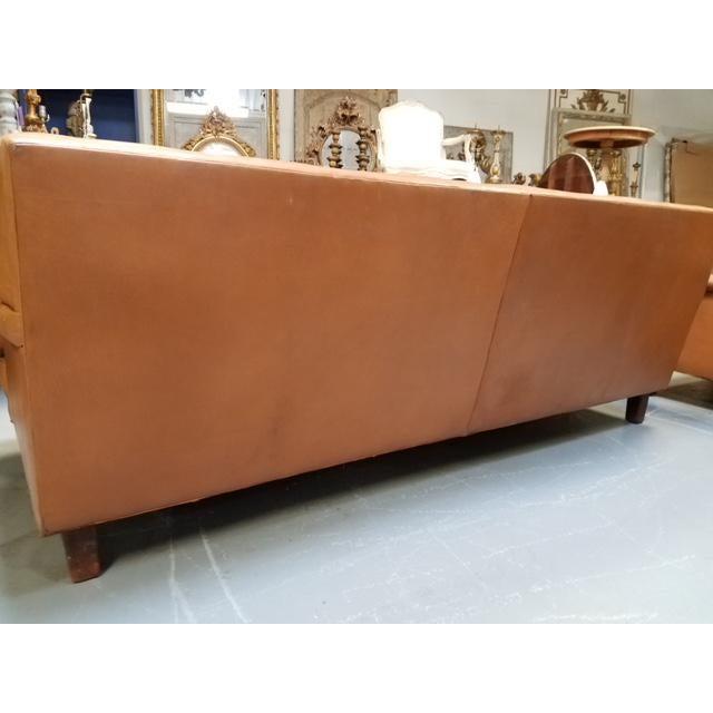 Arne Norell Merkur Sofa & Matching Lounge Chairs - Set of 3 - Image 4 of 9