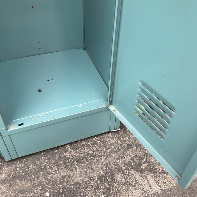 Vintage Lyon Lockers For Sale - Image 4 of 12