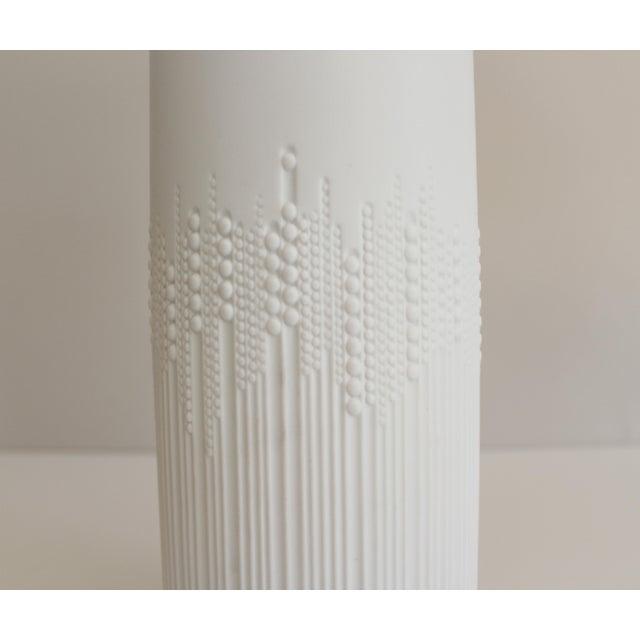 Rosenthal Studio Line Pearl Drops Vase Tapio Wirkkala Mid Century Modern - Image 3 of 5