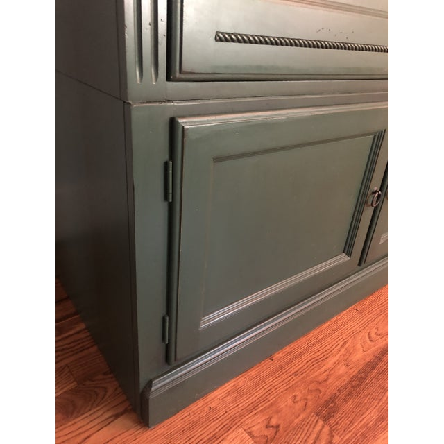 Ethan Allen Country Crossings Tv Armoire For Sale In Palm Springs - Image 6 of 12