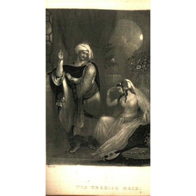 "Early 19th Century 1823 ""Lalla Rookh: : An Oriental Romance"" Collectible Book For Sale - Image 5 of 5"