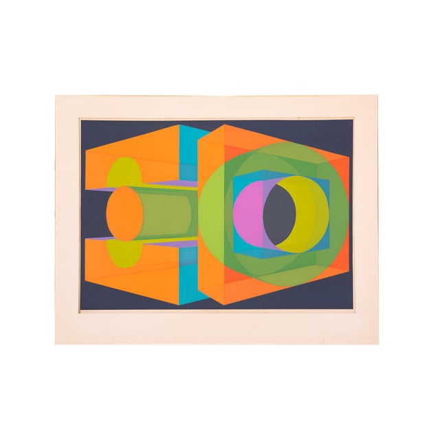 Jack Cascione 'Crystal Covenant' Serigraph For Sale In Phoenix - Image 6 of 6