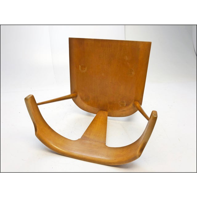 Mid Century Modern Paul McCobb Planner Group Desk & Chair For Sale - Image 10 of 13