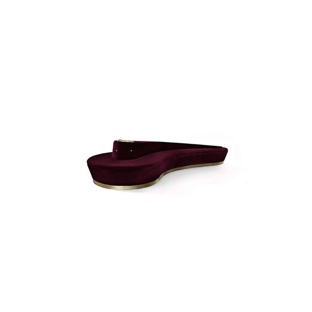 Animal Skin Reptilia Sofa From Covet Paris For Sale - Image 7 of 10