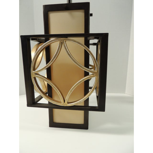 Formation Style Square Hanging Lantern - Image 5 of 5