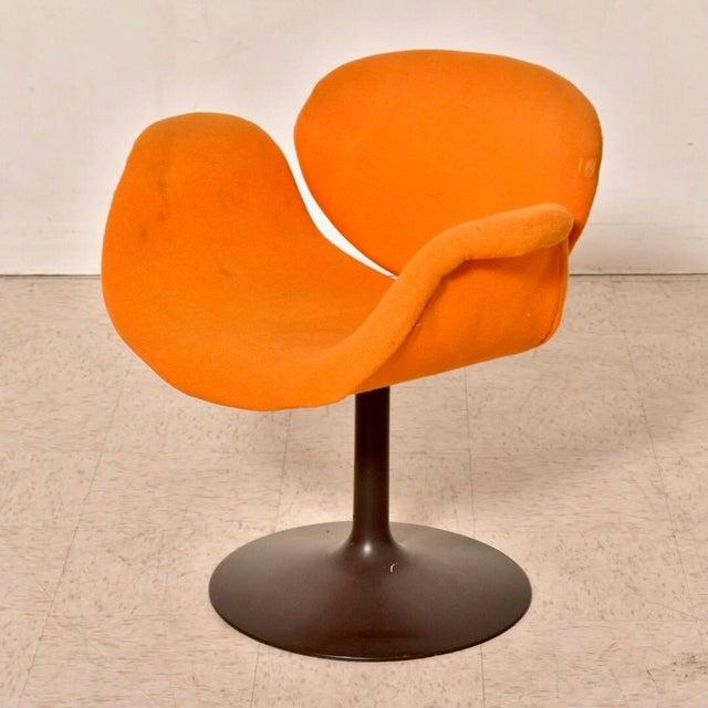 Mid-Century Modern Vintage Artifort Tulip Chair by Pierre Paulin For Sale - Image 3 of 7