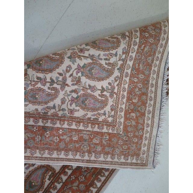 1960s Vintage Persian Area Rug - 2′11″ × 5′7″ For Sale - Image 12 of 13