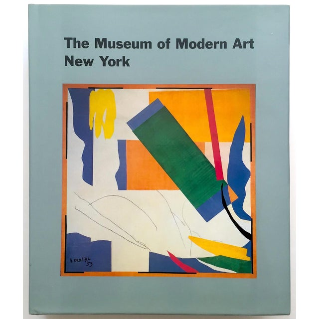 """ Museum of Modern Art New York "" Vintage 1997 Iconic Extra Large Landmark Volume Modern Art Book For Sale - Image 13 of 13"