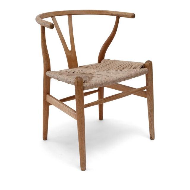 Carl Hansen & Søn Wishbone Armchairs by Hans Wegner For Sale - Image 4 of 13
