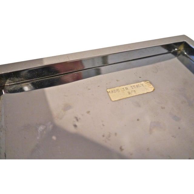 Burlwood and Chrome Italian Ice Bucket - Image 6 of 7