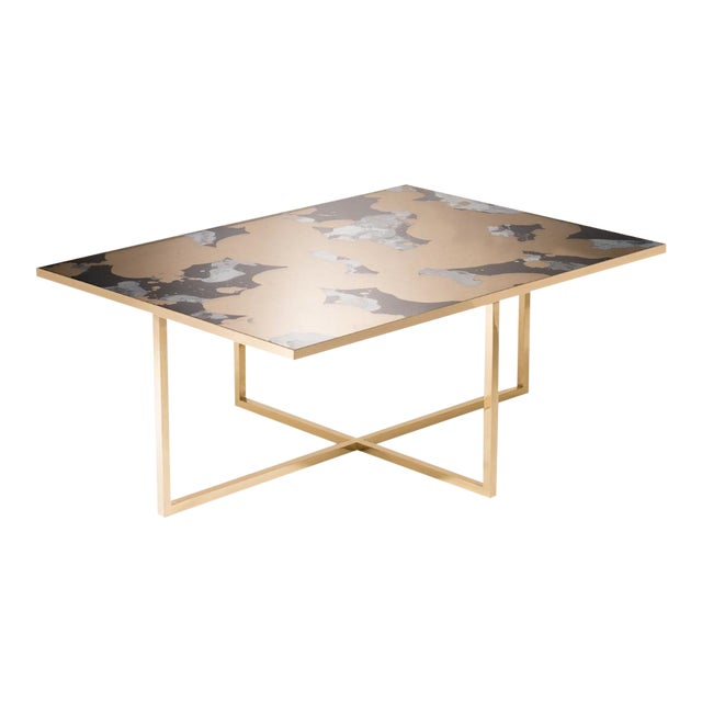 The Steppe Coffee Table by Emma Peascod For Sale