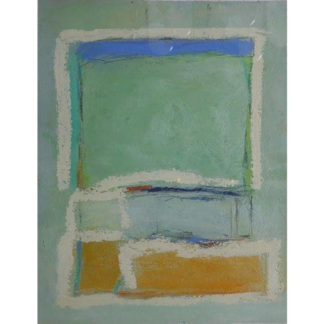 Doreen Noar, Oil on Paper For Sale