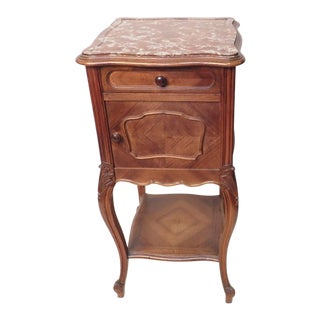 19th Century French Louis XV Side Table For Sale