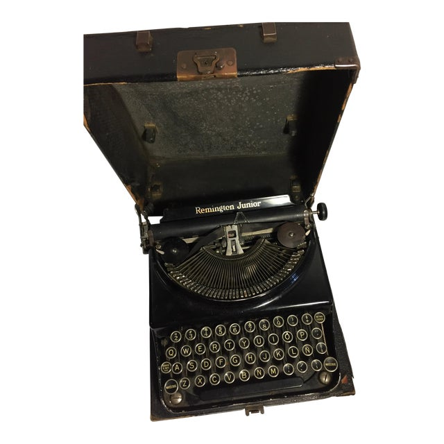 Antique Remington Spanish Typewriter For Sale