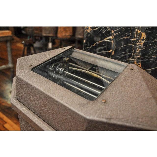Dow Jones Stock Ticker Tape Machine - Image 6 of 10