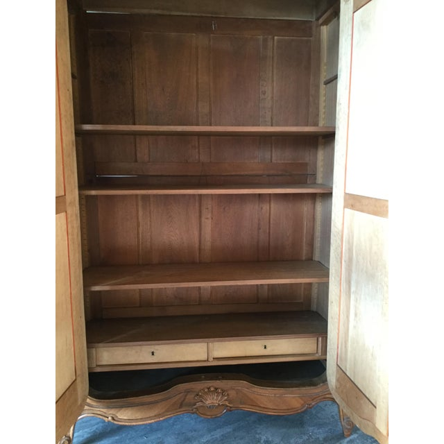 19th Century French Armoire For Sale In New York - Image 6 of 10