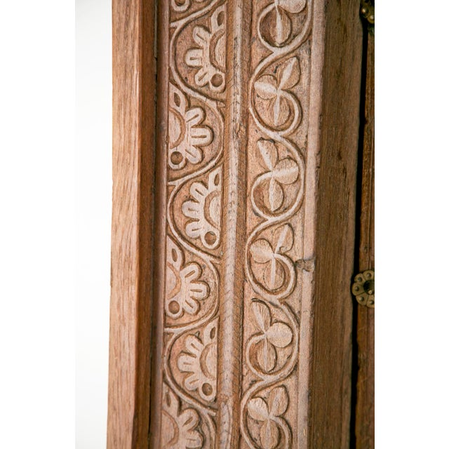 Gold Antique African Doors - A Pair For Sale - Image 8 of 12