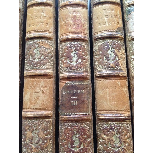 The Poetical Works of John Dryden - 5 Volumes - Image 7 of 8