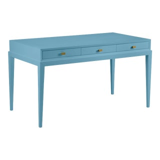 Casa Cosima Hayes Desk, Colonial Blue For Sale