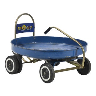 Moon Wagon Riding Wagon Toy by Big Boy For Sale