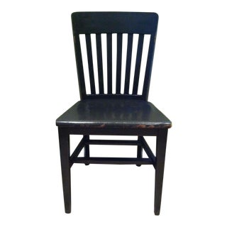 Early 20th Century Vintage B. L. Marble Chair For Sale