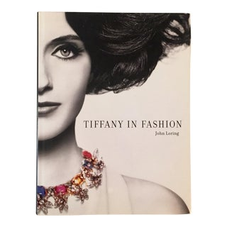 Tiffany in Fashion Book Signed by John Loring For Sale