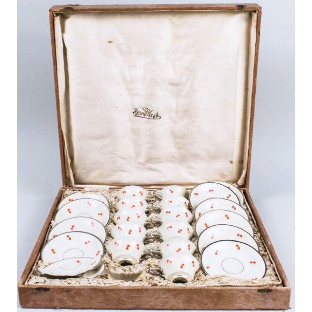 Rosenthal Pre-WWII 'Cherries' Dematisse Set - Image 4 of 8