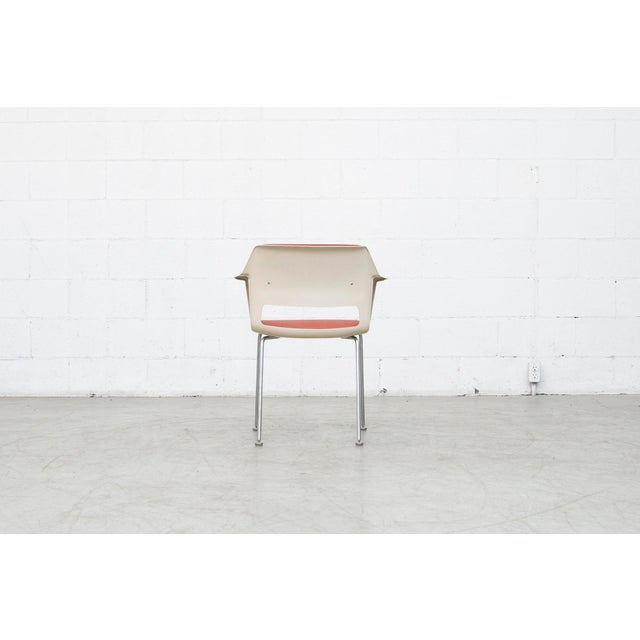 1970s A.R. Cordemeijer Gispen Chair - Image 5 of 10
