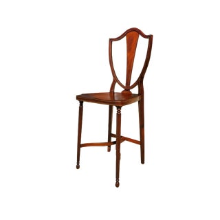 Early 20th Century Neoclassical Hepplewhite Chair For Sale