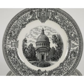 Six Copeland Spode Plates of the u.s. Naval Academy Preview