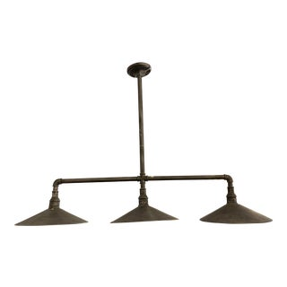 Troy Lighting Toledo Three Pendant For Sale