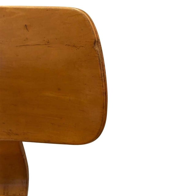 Mid 20th Century Vintage Mid Century Thonet Bent Plywood Chairs- Set of 6 For Sale - Image 5 of 8