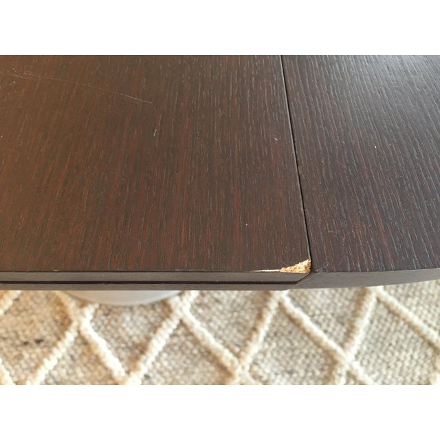 Ligne Roset Round Dining Table For Sale - Image 5 of 5