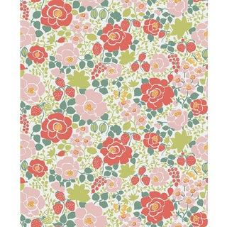 Jordgubben Wallpaper by Borastapeter Wallpaper - This Is a Sample For Sale