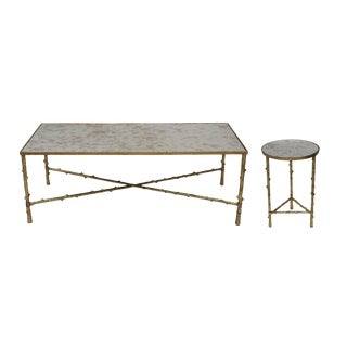 Glostrup Coffee & Side Table - a Pair