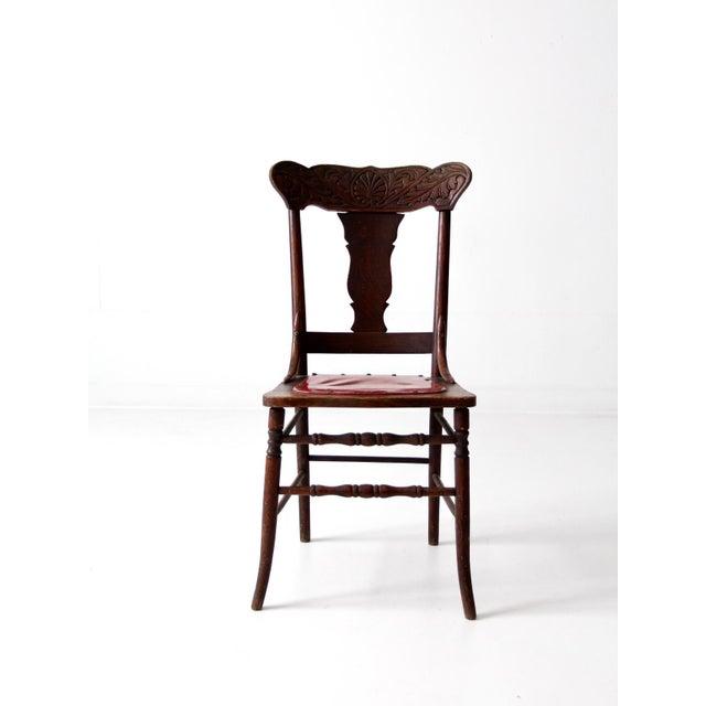 Fantastic Antique Fiddle Back Chair Inzonedesignstudio Interior Chair Design Inzonedesignstudiocom