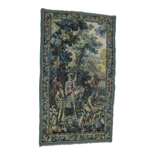 Early 20th Century Belgian Tapestry #2 For Sale